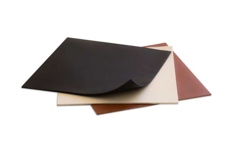 Everest Rubber Sheet Multicolored-6x6 by 1/16